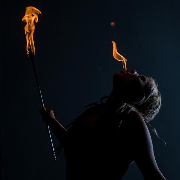 Professional Fire Eater | Ryn Hooligan