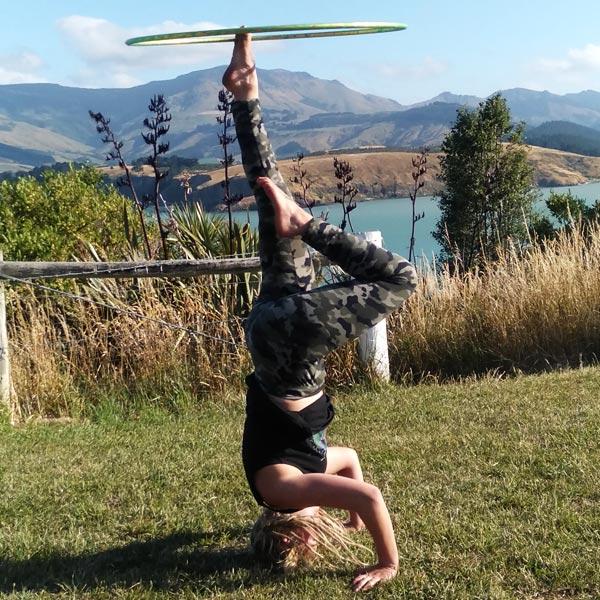 Foot Hoop Online Workshop | Ryn Hooligan