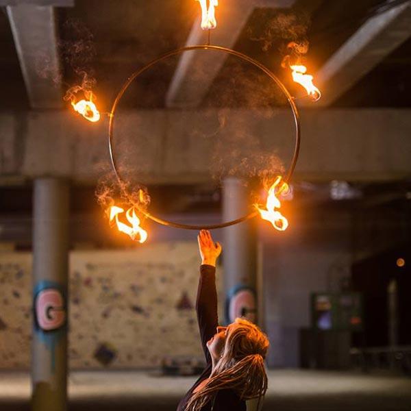 Hoop Balance Workshop | Ryn Hooligan